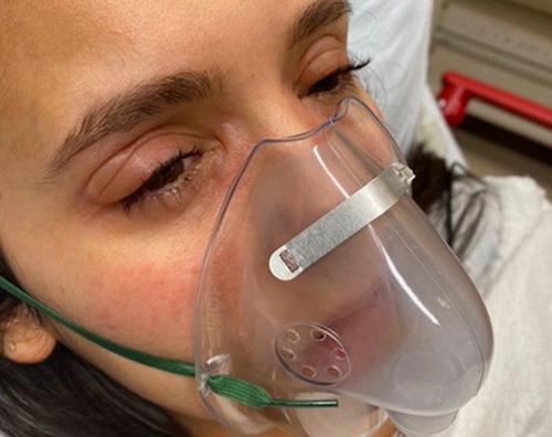 nina dobrev Nina Dobrev in ospedale per shock anafilattico