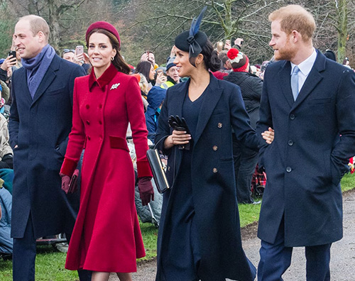 william kate meghan harry Harry e Meghan vanno a vivere in Nord America