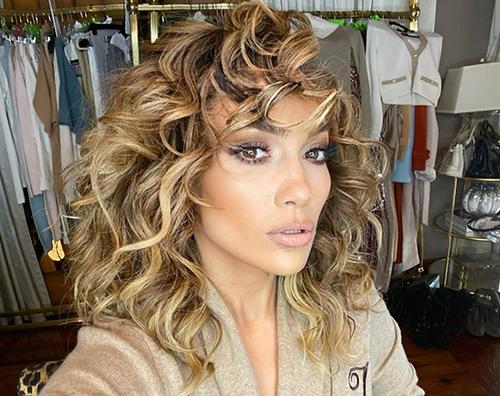 Jennifer lopez Jennifer Lopez è pronta per Natale