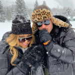 Mariah Carey 2 150x150 Mariah Carey, relax in montagna con la famiglia