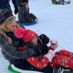 Mariah Carey 3 150x150 Mariah Carey, relax in montagna con la famiglia