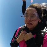 Nina 2 150x150 Nina Dobrev si è lanciata col paracadute