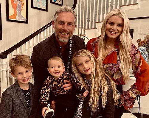 jessica simpson Ringraziamento in famiglia per Jessica Simpson