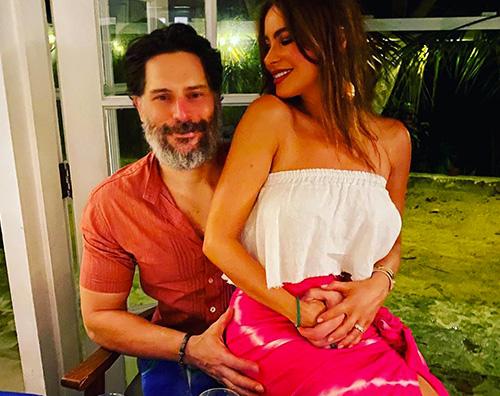 joe sofia 2 Sofia Vergara festeggia il compleanno di Joe Manganiello