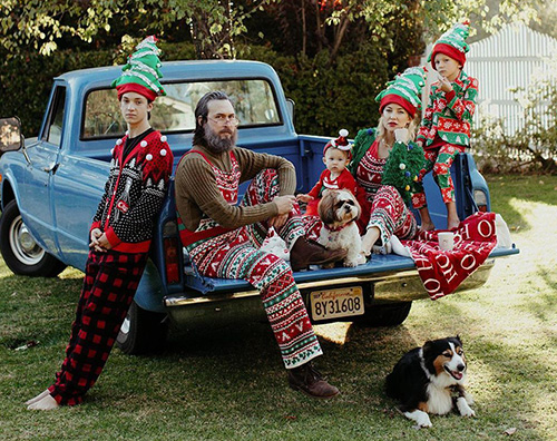 kate hudson Kate Hudson è pronta per Natale