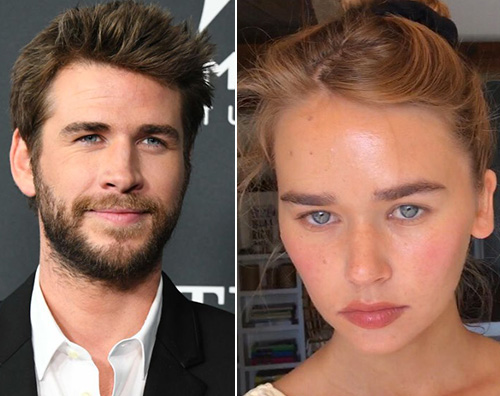 liam hemsworth grabiella brooks Liam Hemsworth, pranzo in famiglia con Gabriella Brooks