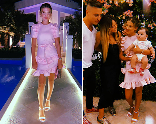 milli bobby brown Millie Bobby Brown in vacanza in Messico