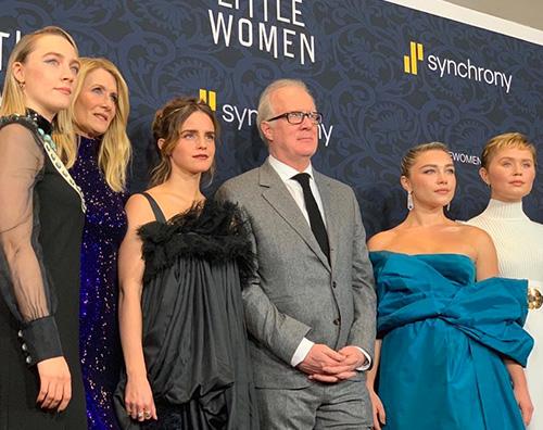 piccole donne 2 Piccole Donne: il cast a NY per la prima mondiale