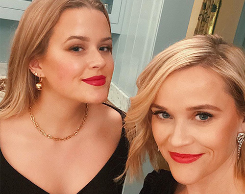 reese witherspoon ava phillippe Reese Witherspoon, serata fuori con Ava
