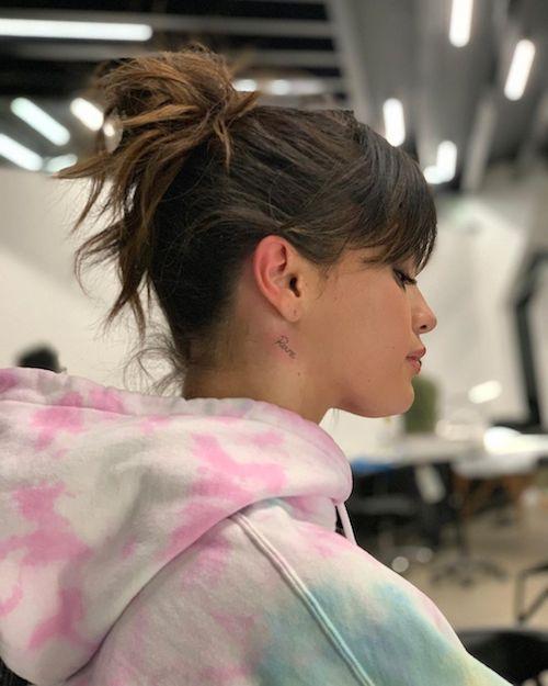 80709078 1309245475936448 5281108720988829104 n Selena Gomez, un nuovo tattoo dedicato a Rare