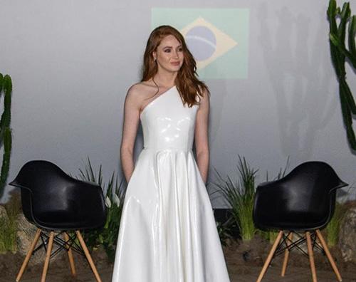 "Karen Gillian presenta ""Jumanji 2"" in Brasile"