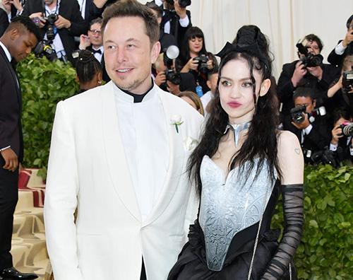 elon musk grimes Elon Musk e Grimes aspettano un bambino