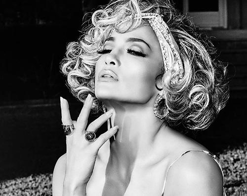 jlo cover Jennifer Lopez ancora modella per Guess