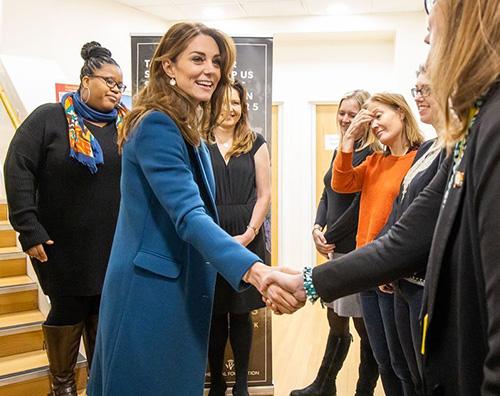 kate middleton 3 Kate Middleton sceglie la semplicità a Londra