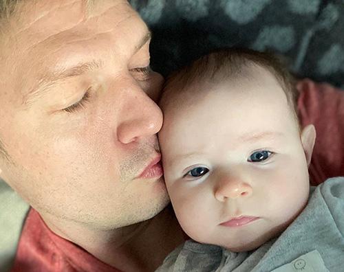 nick carter Nick Carter coccola sua figlia su Instagram