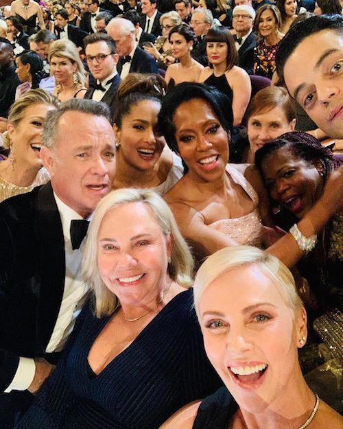 83727447 503252693943014 2997481074749874140 n Charlize Theron condivide la foto più bella degli Oscar 2020