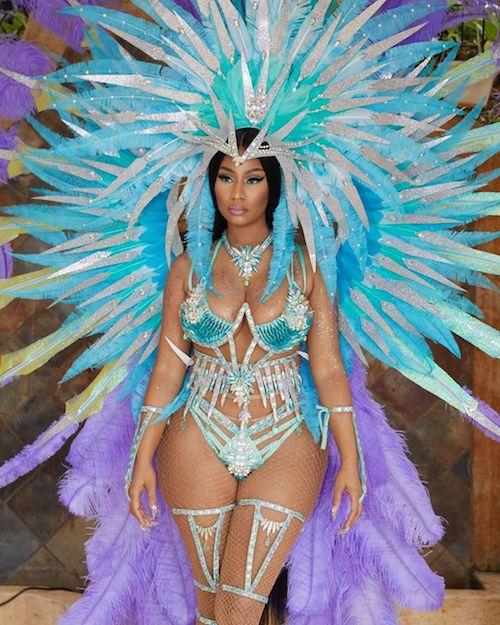 87710734 152582362879505 1600997426046910124 n Nicki Minaj regina del Carnevale