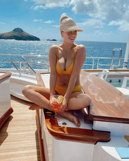 88194246 222416152129666 7036523787485469362 n Kate Upton in bikini fa impazzire i fan