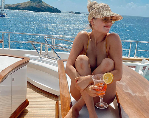 Kate Upton Kate Upton in bikini fa impazzire i fan