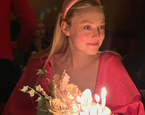 dakota 1 Dakota Fanning festeggia il suo compleanno su Instagram