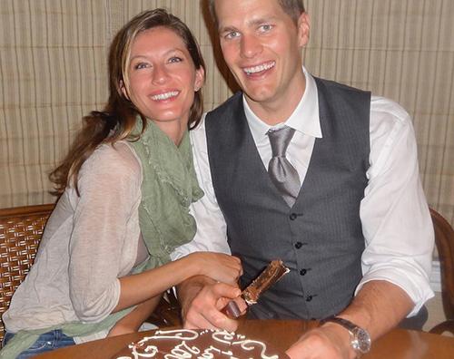 gisele tom brady Gisele Bundchen festeggia lanniversario di nozze su Instagram