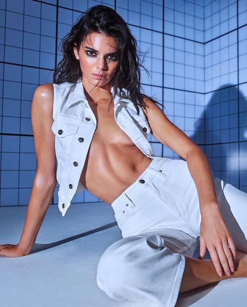 83973398 477280909820303 4528192210716753697 n Kendall Jenner è hot per Calvin Klein