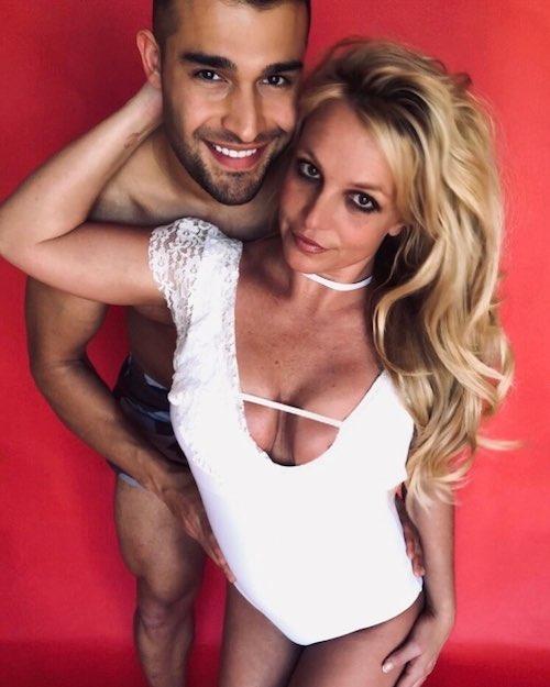 88378928 197743901292234 8675525568478124879 n Britney Spears e Sam Asghari, foto di coppia sui social