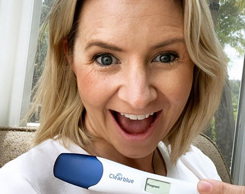 beverley mitchell Beverley Mitchell è incinta