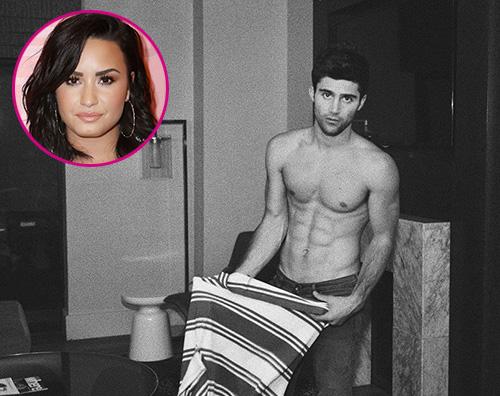 demi lovato max Demi Lovato non è più single?
