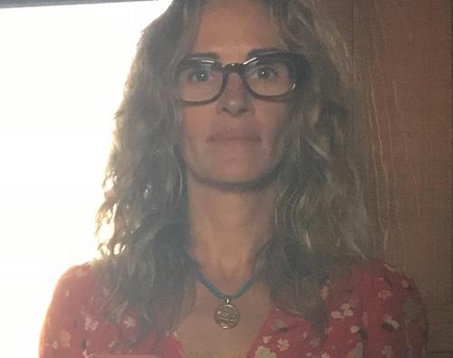 julia roberts Anche Julia Roberts resta a casa