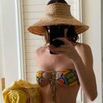 kendall 2 150x150 Kendall Jenner in bikini su Instagram