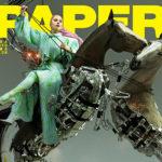 lady gaga 1 1 150x150 Lady Gaga, donna bionica per Paper Magazine