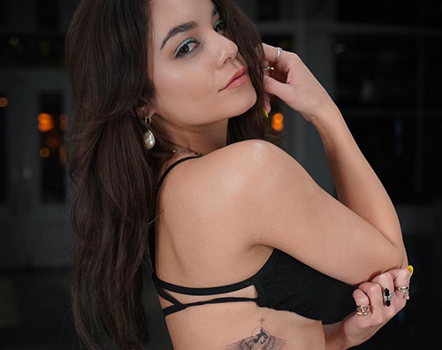vanessa hudgens Vanessa Hudgens ha un nuovo tattoo