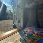bella hadid 2 150x150 Bella Hadid, quarantena a base di junk food e videogames