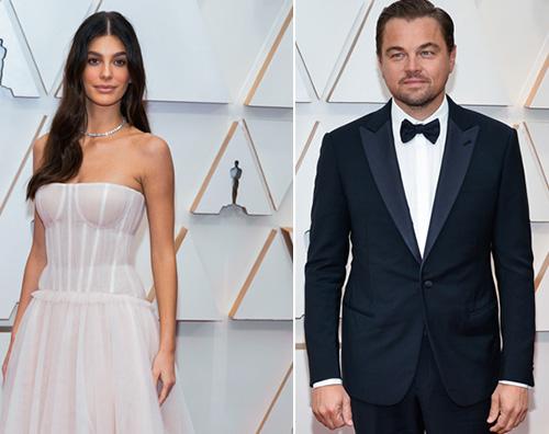 camila morrone leonardo dicaprio 1 Leo DiCaprio e Camila Morrone con le mascherine a LA
