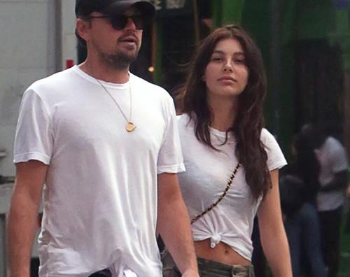 camila morrone leonardo dicaprio Leonardo DiCaprio e Camila Morrone hanno mangiato italiano per la vigilia di Capodanno