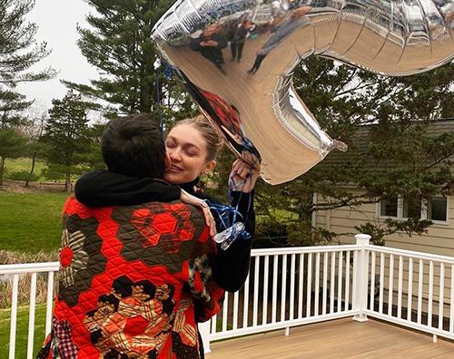 gigi hadid 2 Gigi Hadid compleanno con Zayn