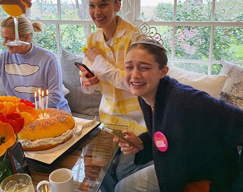 gigi hadid 3 Gigi Hadid compleanno con Zayn