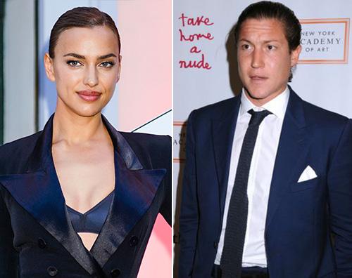 irina vito schnabel Does Irina Shayk have an affair with Vito Schnabel?