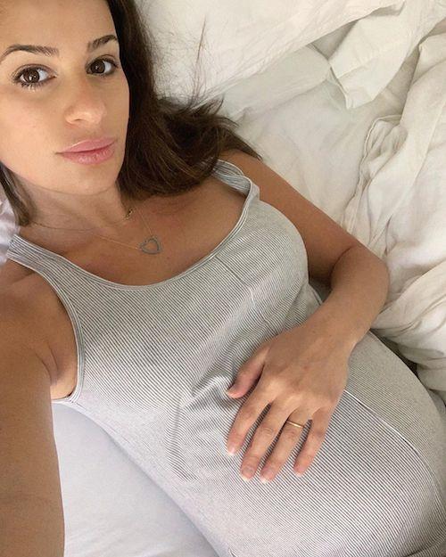 100732220 169294264618250 8177858131969489549 n Lea Michele, relax in gravidanza