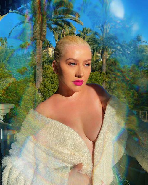 100805820 609410959934162 4150763157820268341 n Christina Aguilera hot su Instagram
