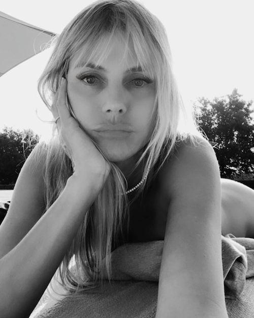 100954442 819110248497807 9075634613889914406 n Heidi Klum senza veli su Instagram
