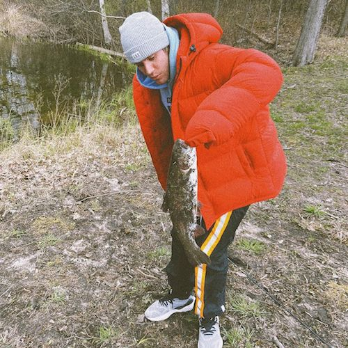 97245702 868614686967027 7527842953364998182 n Justin Bieber è andato a pesca