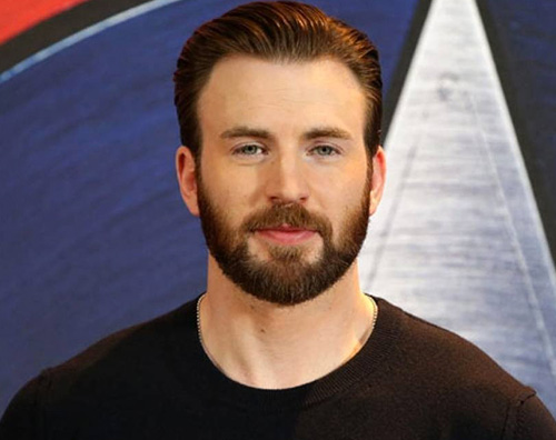 chris evans Indovina il biondino in foto