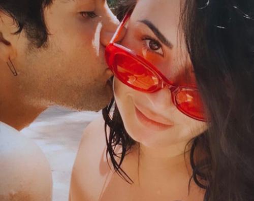 demi max Demi Lovato innamorata su IG
