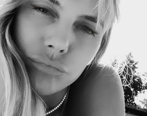 heidi klum 1 Heidi Klum senza veli su Instagram
