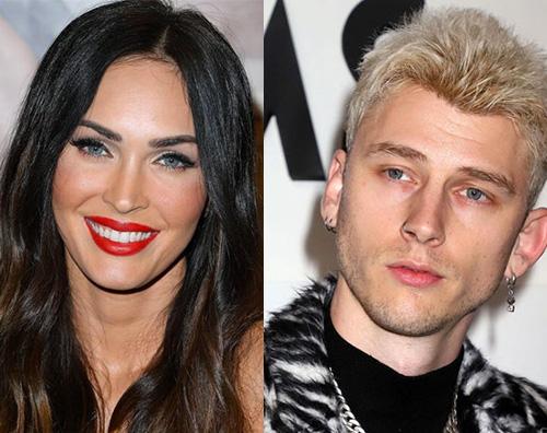 megan fox mgk 1 Megan Fox e MGK, innamorati nel video di Bloody Valentine