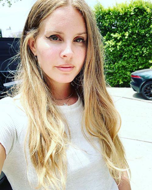 101643931 671457883703728 2479196246275580012 n Lana Del Rey, selfie prima della protesta a LA