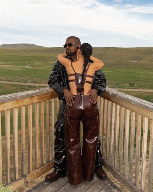74647497 883070175518774 9190177590511870440 n Kim e Kanye innamorati in Wyoming