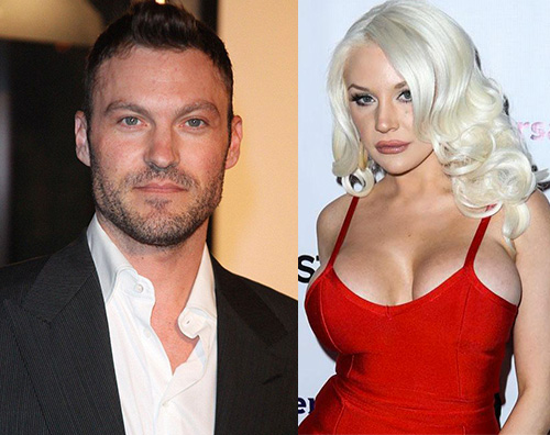 brian austin green Courtney Stodden Brian Austin Green ha un nuovo amore?